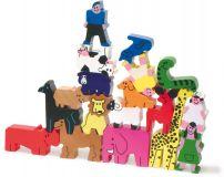 Vilac 3D puzzle zvířátka