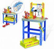Dřevěné hračky Vilac - Dětský dřevěný ponk