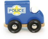 Vilac Dřevěné auto Policejní auto