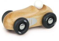 Vilac dřevěné designové sportovní auto natur