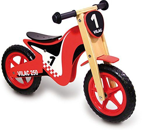 Dřevěné hračky Vilac Dřevěné odrážedlo terénní kolo