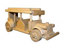 Ceeda Cavity - přírodní dřevěné auto - Autobus