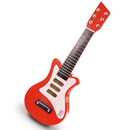 Dřevěné hračky Vilac Dětská elektrická kytara