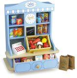 Dřevěné hračky Vilac - Dětský obchod modrý
