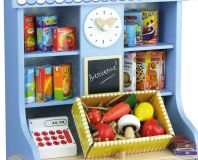 Dřevěné hračky Dřevěné hračky Vilac - Dětský obchod modrý