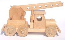Ceeda Cavity - přírodní dřevěné auto - Autojeřáb