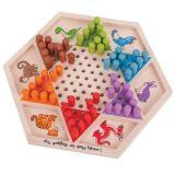 Dřevěné hračky Bigjigs Toys Čínská dáma