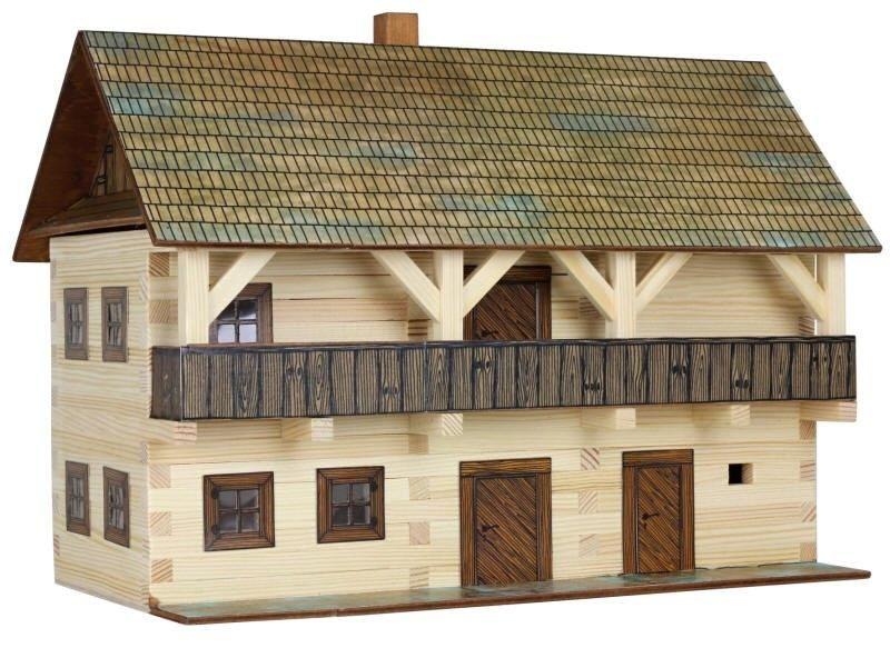 Dřevěná stavebnice Fojtství