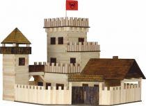 Dřevěná stavebnice Hrad