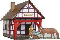 Walachia Hrázděná kovárna