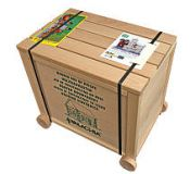 Dřevěné hračky Dřevěná stavebnice Walachia Vario Massive Box (2x Vario Massive)