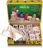 Dřevěné hračky Dřevěná stavebnice Walachia Vario XL