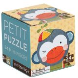 Petitcollage Puzzle opice