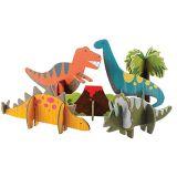 Petitcollage 3D puzzle Dinosauři