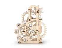 Ugears Dřevěná stavebnice 3D mechanické Puzzle Dynamometr