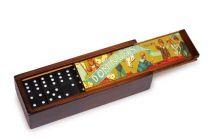 Dřevěné hračky - Domino Nostalgie