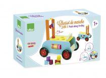 Dřevěné hračky Vilac Multifunkční vozítko