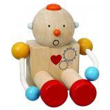 Plantoys motorická hračka - Postav robota