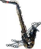 Saxofon - dekorace Vintage