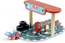 Vilac - Vilacity čerpací stanice