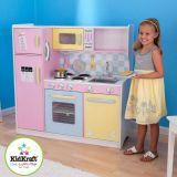KidKraft Kuchyňka velká pastel