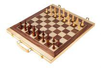 Small Foot Kufřík na šachy a vrhcáby