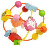 Dřevěné hračky Bigjigs Baby Aktivní koule Bigjigs Toys