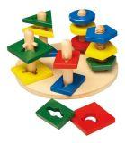 Small Foot Motorický labyrint geometrické tvary 3D Motorická věž
