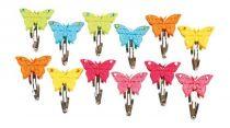 Sponka do vlasů motýlci - 1ks