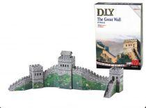 Třívrstvé pěnové 3D puzzle - Velká Čínská zeď