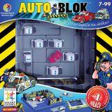 Dětské hlavolamové smart hry - Autoblok rozšíření