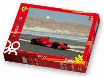 Papírové puzzle - Ferrari F2007