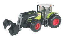 Bruder - Traktor Claas Atles 936 RZ s předním nakladačem