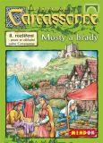 Carcassonne rozšíření 8: Mosty a hrady