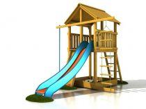 Dřevěné hračky Dřevěné dětské hřiště - Stavebnice hřiště Honzík PA
