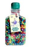Dřevěné hračky Detoa Dřevěné perle barevné 1000 ks