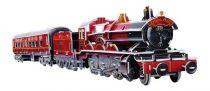 Třívrstvé pěnové 3D puzzle  - 3D vlak
