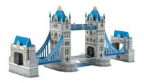 Třívrstvé pěnové 3D puzzle - Tower bridge
