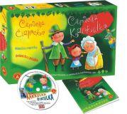 Červená karkulka - desková hra s pohádkou +CD