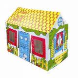 Woody - Domeček na hraní - 102x76x114 cm