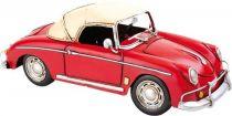 Small Foot Dekorace Vintage červené sportovní auto