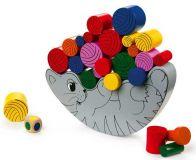 Small Foot Dřevěná motorická hra Balancující kočka