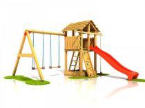 Dřevěné dětské hřiště - Stavebnice hřiště Bimbo plus