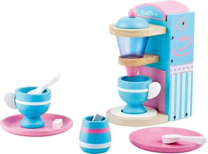Dřevěné hračky Dřevěné hračky - Kávovar Small foot by Legler