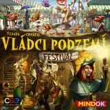 Fantasy deskové hry - Vládci podzemí: Festival