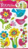 Samolepící dekorace na zeď - Ptáci