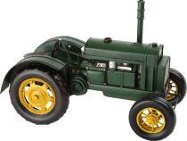 Traktor Vintage dekorace