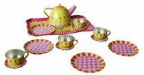 Dřevěné hračky Bino Dětský čajový set