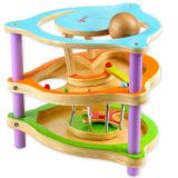 Dřevěné hračky Classic world Dřevěný tobogán