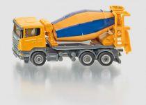 Kovový model auta - SIKU Super - Míchačka na cement 1:87